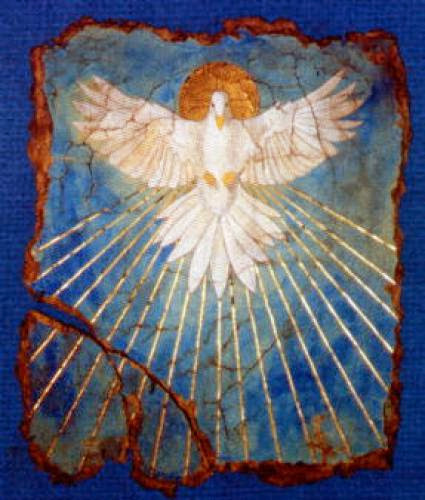 Scriptural And Patristic Conceptions Of The Holy Spirit