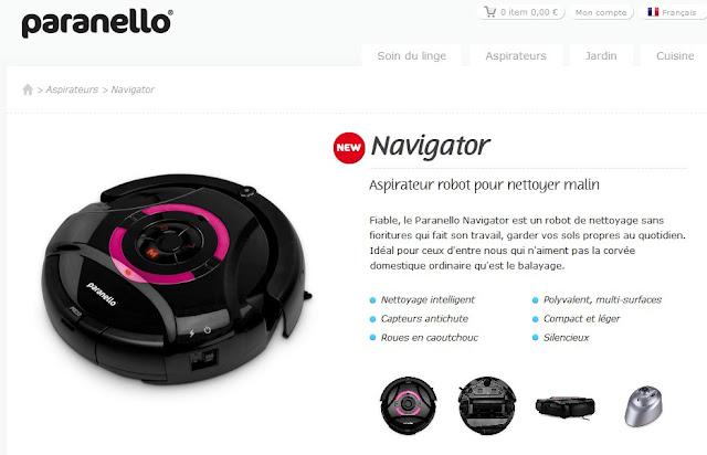 Premières Heures Avec Le Robot Aspirateur Navigator De