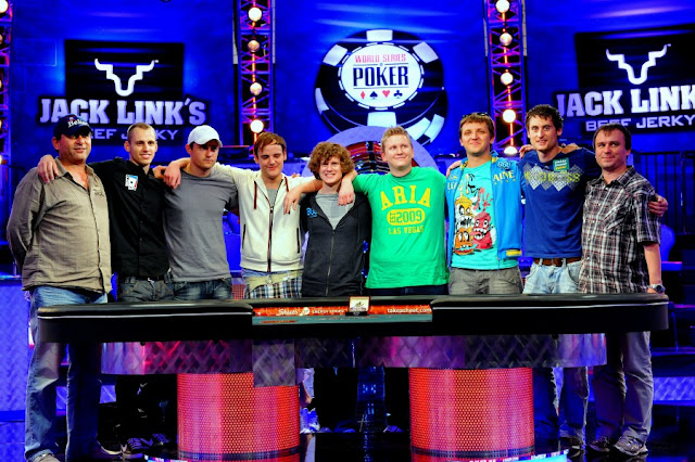 WSOP 2011. Main Event