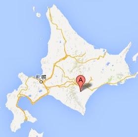 Cafe ある・地図