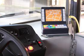 Un sistema ESRI de navegación guiada para los autobuses EMT