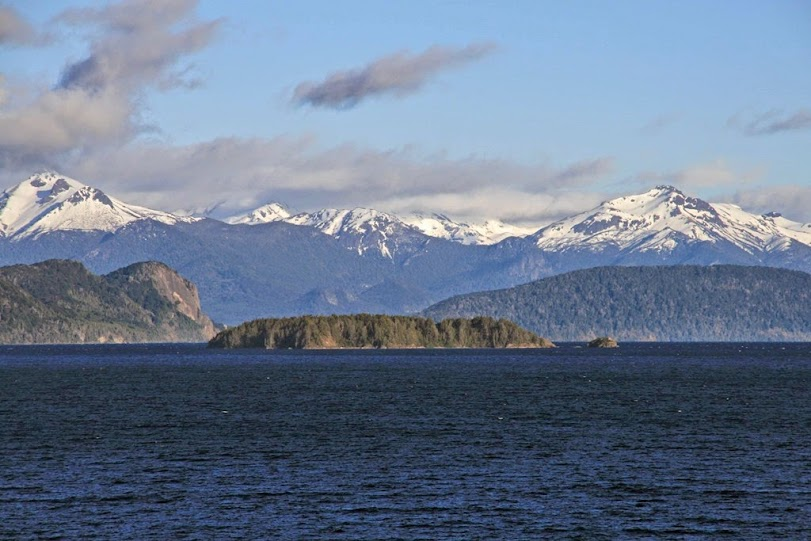 Isla Huemul en Lago Nahuel Huapi