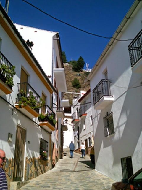Calle de Algatocín