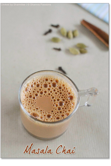 Hot Masala Tea