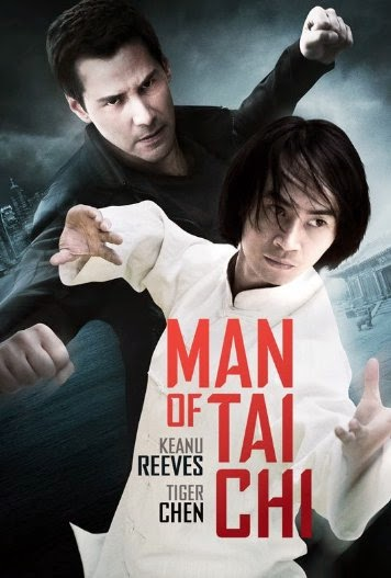 Poster Of Man of Tai Chi (2013) Full Movie Hindi Dubbed Free Download Watch Online At Alldownloads4u.Com