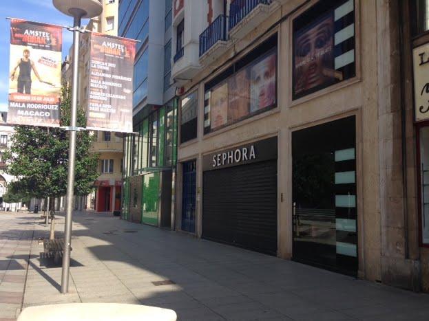 Sephora en santander for Oficinas santander bilbao