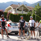 Rennradwoche 2014 Tag 1 Latsch-Ulten-Brezer Joch-Gampenpass-Latsch