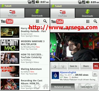 aplikasi untuk mendownload video youtube ponsel android