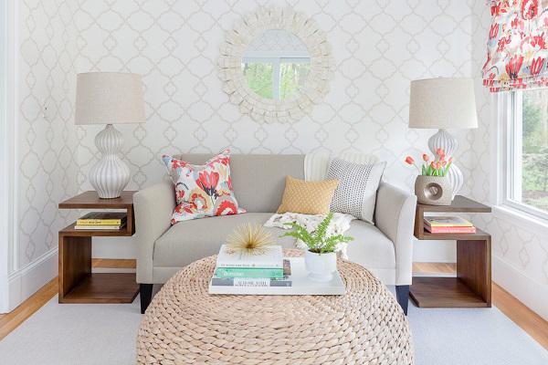 Nên bố trí ánh sáng phù hợp, tận dụng nguồn sáng tự nhiên, lựa chọn nội thất sáng màu.