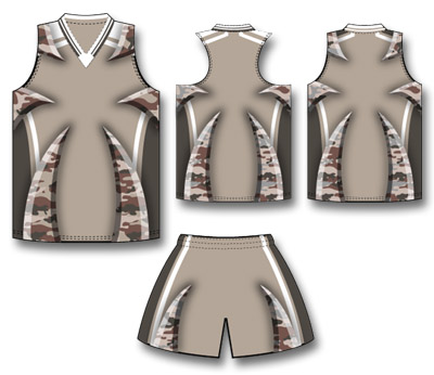 Camo Softball Uniforms