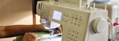 Iluminación adecuada en la máquina de coser