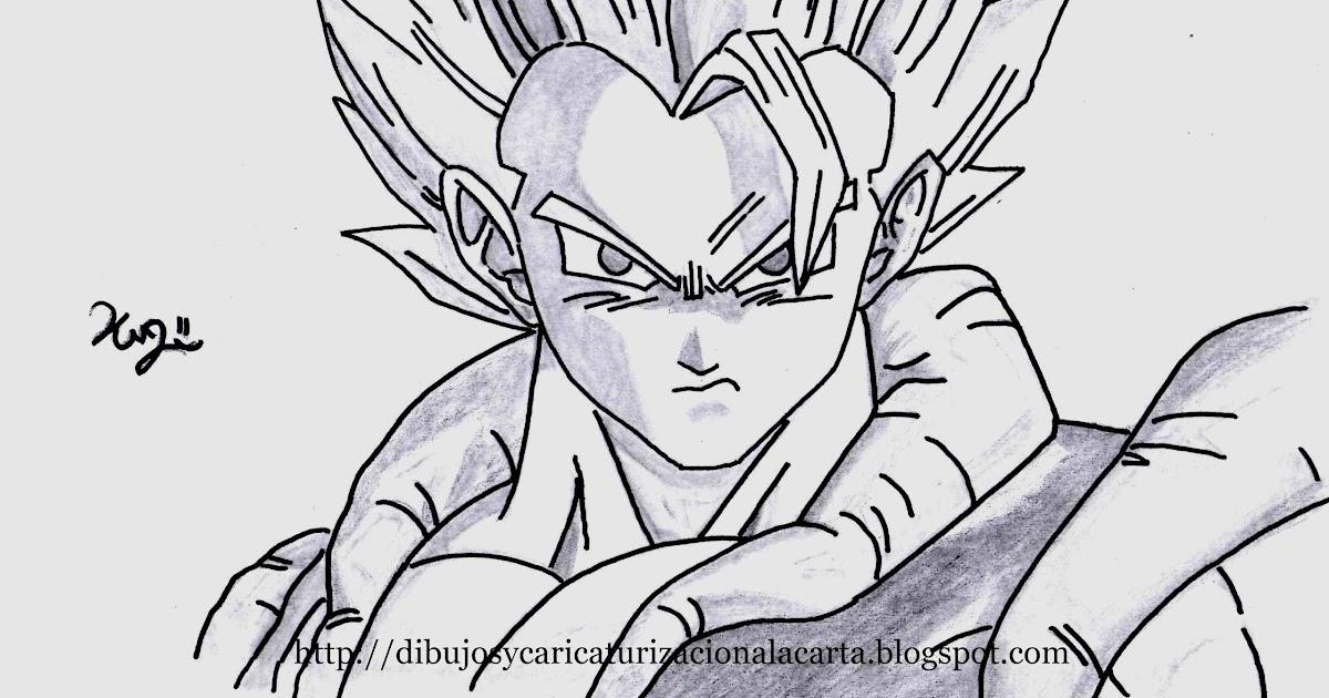 Lujo Imagenes Para Colorear De Goku Fase 4: Dibujos De Goku Fase 4 Para Colorear Imagui