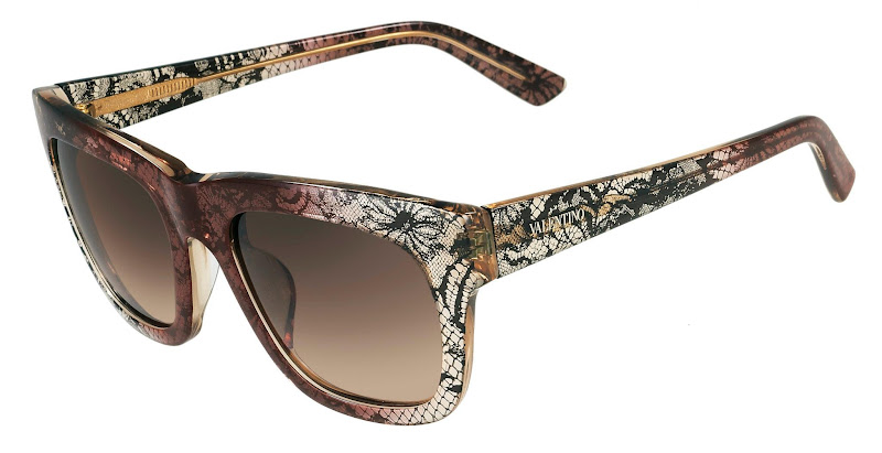 d3b6d6d58f4d Valentino - Spring Summer 2012 - Lace Eyewear Collection