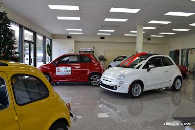 Alfa Romeo FIAT Of Larchmont New FIAT Alfa Romeo Dealership In - Fiat dealers