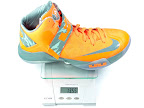 lebrons soldier 6 orange ounce Weightionary