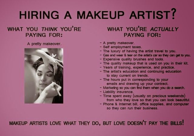 Quotes By Makeup Artists. QuotesGram