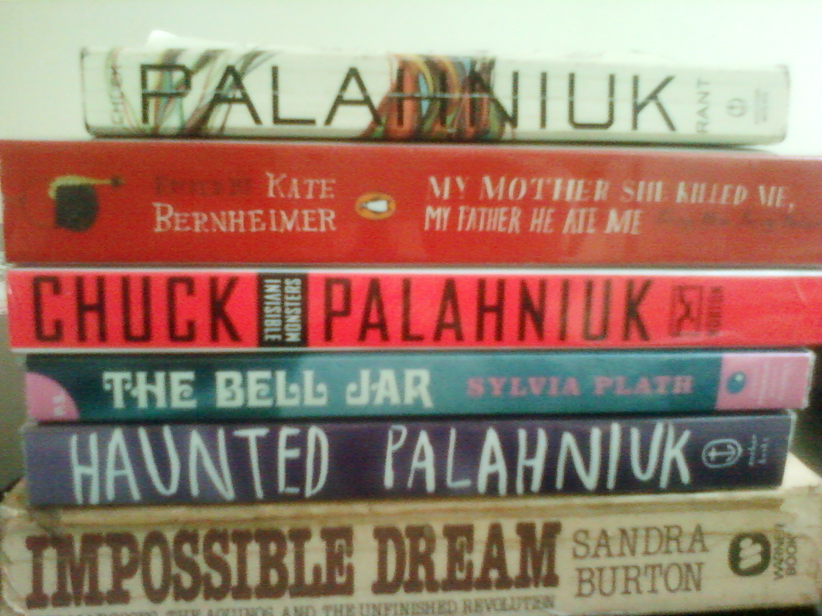"survivor chuck palahniuk essay Chuck palahniuk writers workshop essays dissertation constitution formelle gave me my new life as a writer""–chuck palahniukapr 19, 2012 survivor."