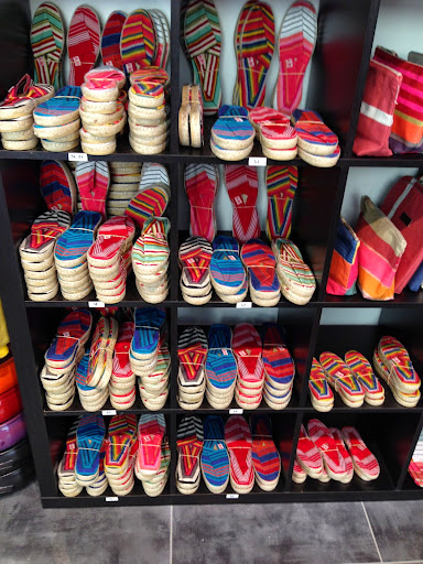 espadrilles, St. Jean de Luz. From 100 Places in France Every Woman Should Go