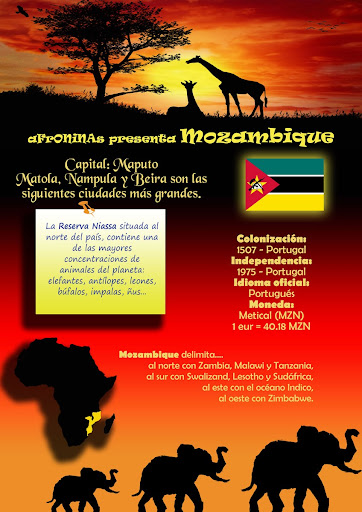 Africa, Mozambique