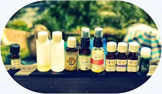 натуральные масла для лица