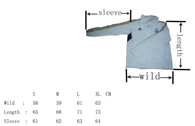 Información sobre tallas  20111108033209522