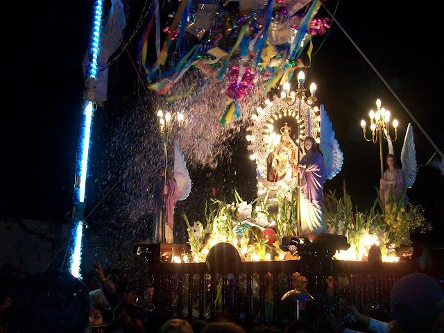 Virgen del Rosario de Yauca