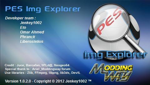 PES Img Eexplorer 1.0.2.0 Beta 2 - PES 2012