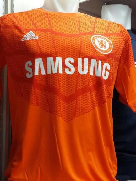 Jual Jersey Kiper Chelsea 2014-2015