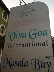GOA - Land of Sun, Sand and Sea (Part II)