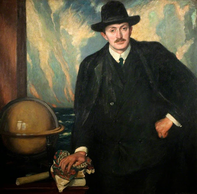 William Strang - John Masefield