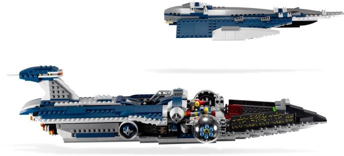 9515 レゴ グリーヴァス将軍の戦艦マレボランス(スターウォーズ)