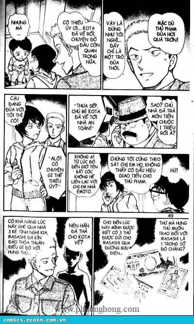 Detective Conan Chap 513 - Truyen.Chap.VN