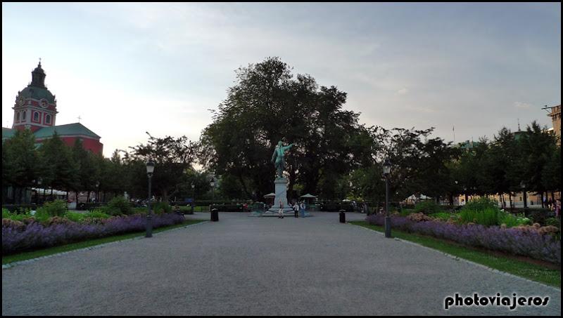 Kungstradgarden