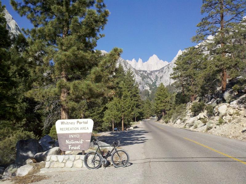 Eastern Sierra • Whitney Portal