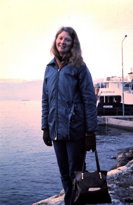 Susan in Norway