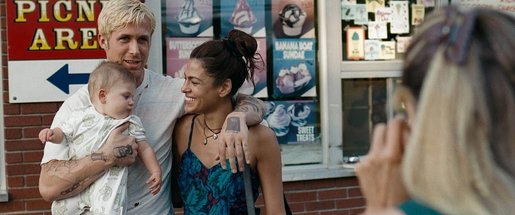 Ryan Gosling and Eva Mendes stars The Place Beyond the Pines. Photo: Atsushi Nishijima