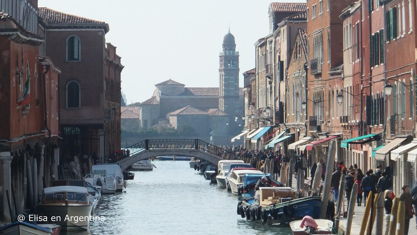 Isla de Murano, Venecia, Italia