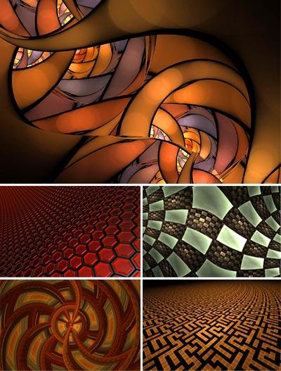 Фрактальная геометрия пространства