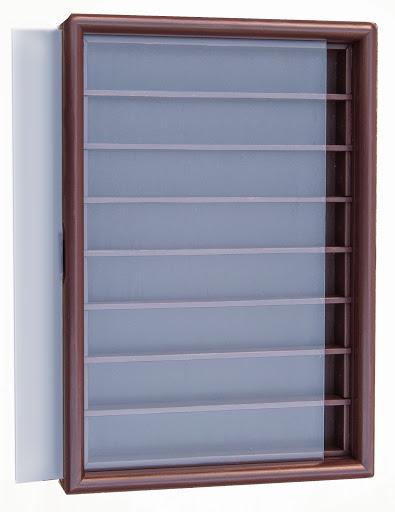 Tienda dedales de coleccion vitrinas - Vitrinas de pared para colecciones ...