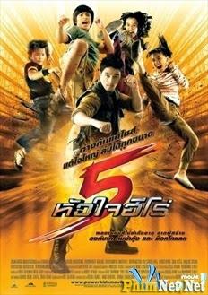 Phim 5 Trái Tim Anh Hùng - 5 Trai Tim Anh Hung