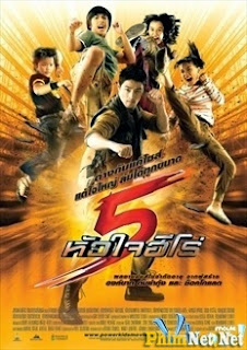 Xem Phim 5 Trái Tim Anh Hùng