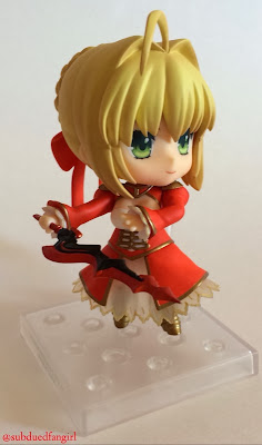 Nendoroid Saber Extra Review Image 9