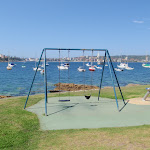 Swings facing Manly (79021)