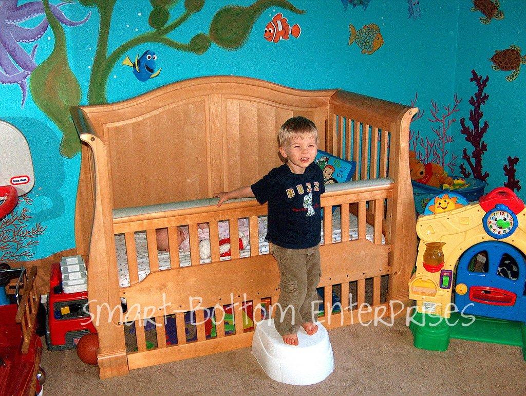 Finding Nemo Crib Bedding Set For Sale