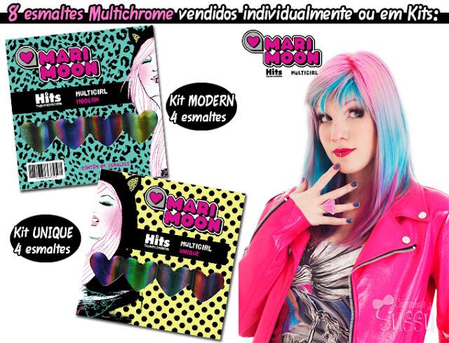 hits mari moon1 Hits lança Coleção Mari Moon