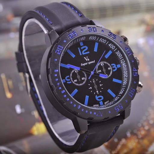 Limited Real Watches Fashion Sport V6 Watch Men Vogue S