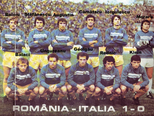 1982 . National football team