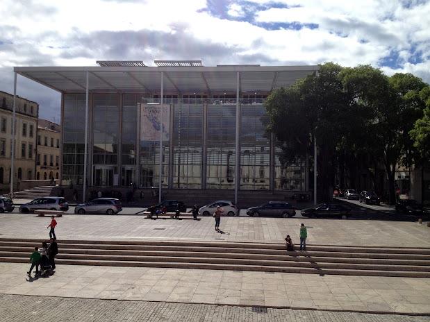 Музей изящных искусств (Musée des Beaux-arts) Достопримечательности Нима (Nîmes)