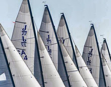 J/22s starting in World Championships