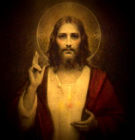 Ko Jēzus saka par Sevi